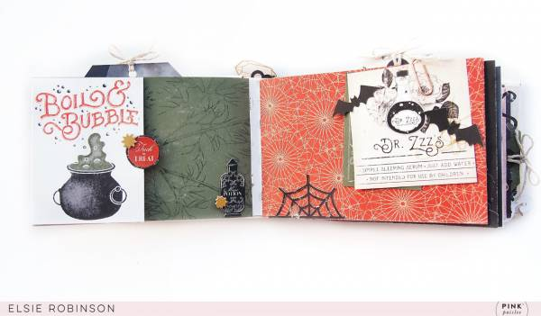 Spellbook Mini Album
