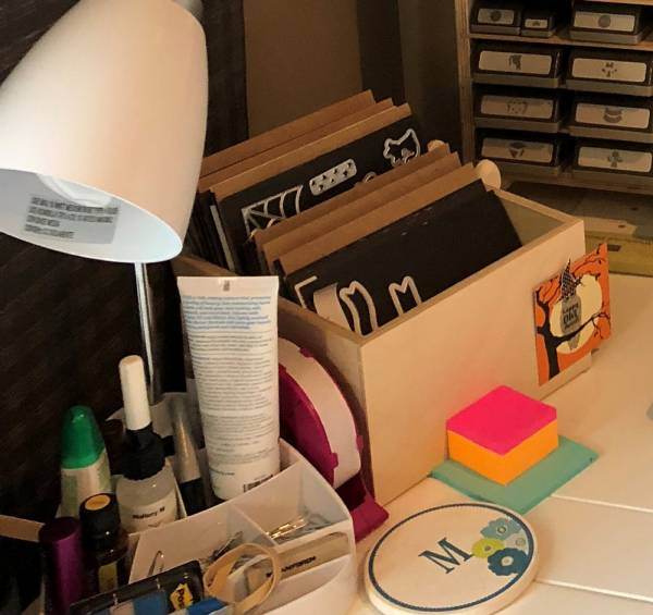Craft Room Tour with Stamp N Storage