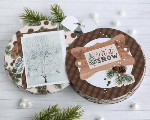 Winter Shaped Mini Album