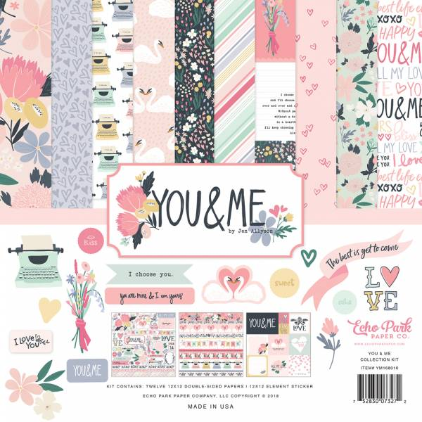 What's New: Valentine's Day Scrapbook Products