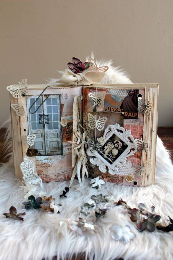 Altered Art Book