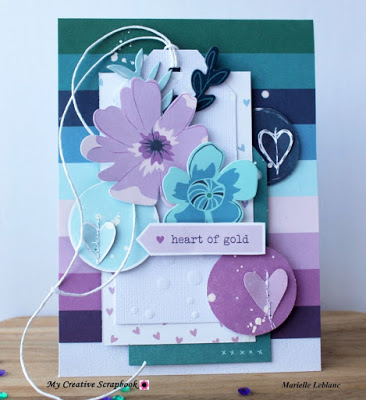 Embossing with Stencils