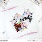 Pattern Paper Mosaic Page