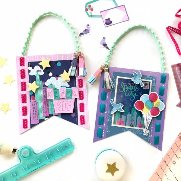 Door Hanger Kids Craft