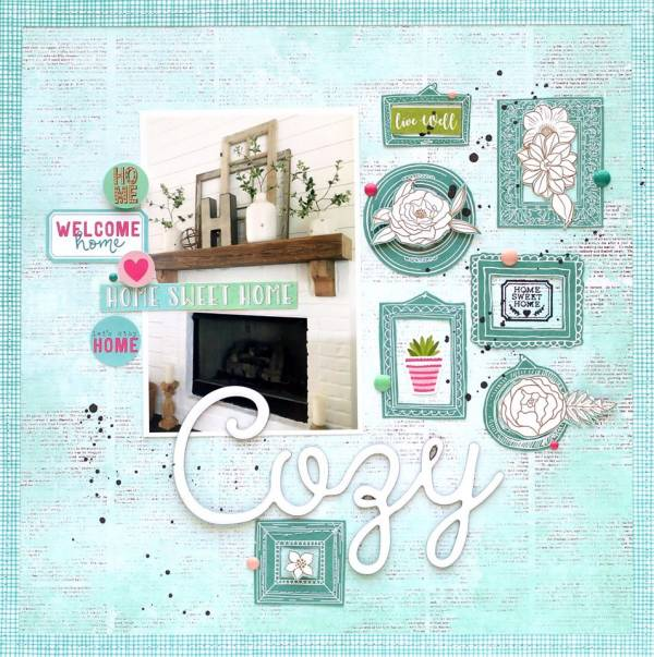 Picture Frame Page
