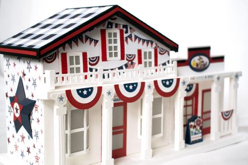 Patriotic Paper Store