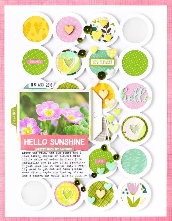 Sunshine Page