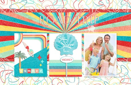 Kitschy Summer Pages