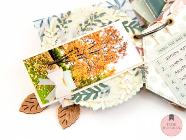 Fall Tag Mini Album