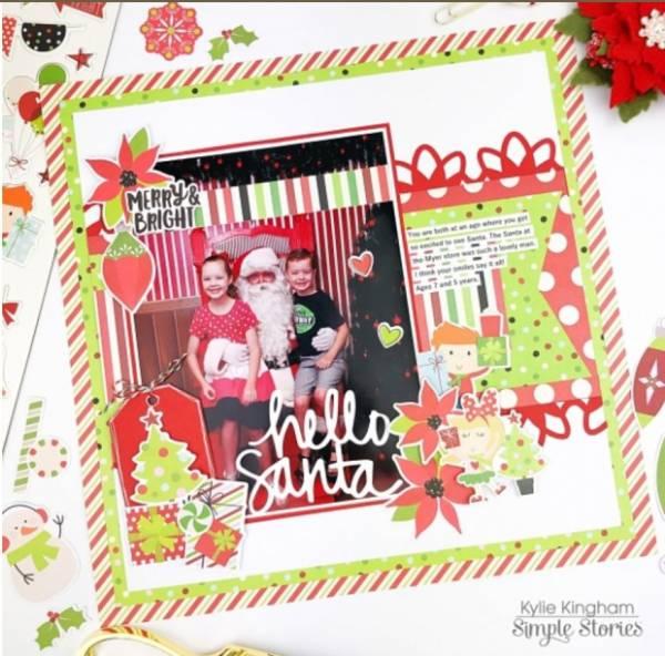 Santa Layout