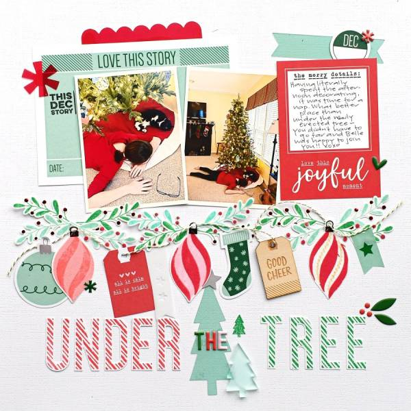 Under the Tree Layout
