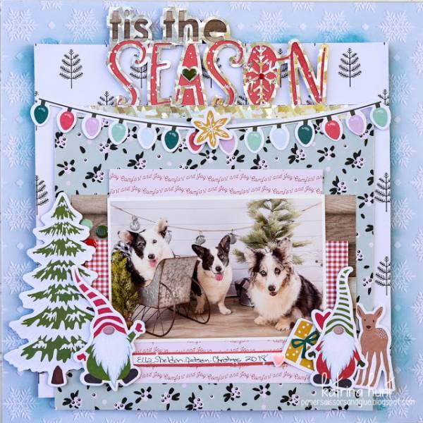 Christmas Pet Page