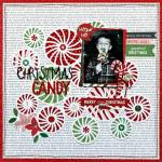 Christmas Candy Page