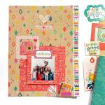 Crafty Friends Layout