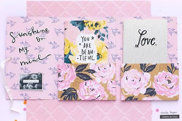 Journaling Notebook Folder