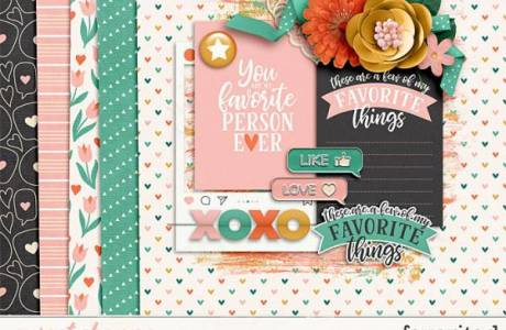 My Favorite Things Printables