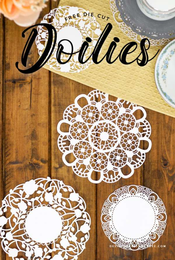 Die Cut Doilies Download