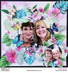 Tropical Floral Page