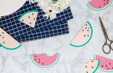 Watermelon Die Cuts Download
