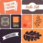 Project Life Cards for Fall