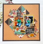 Quilt Design Fall Layout