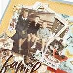 Family Heritage Layout