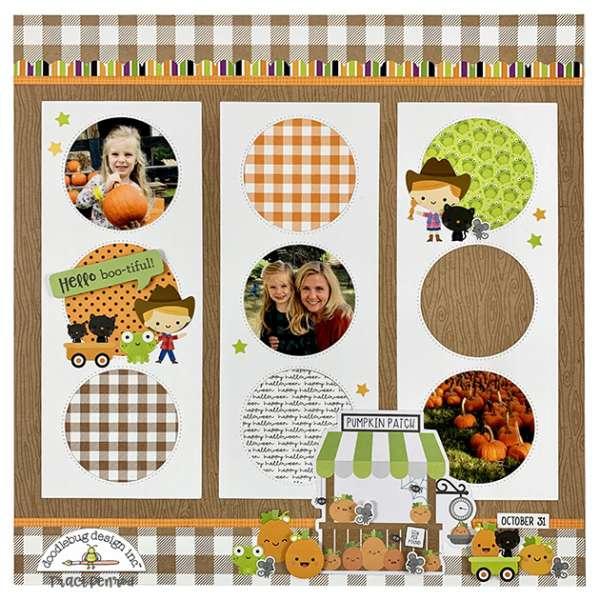 Pumpkin Patch Layout