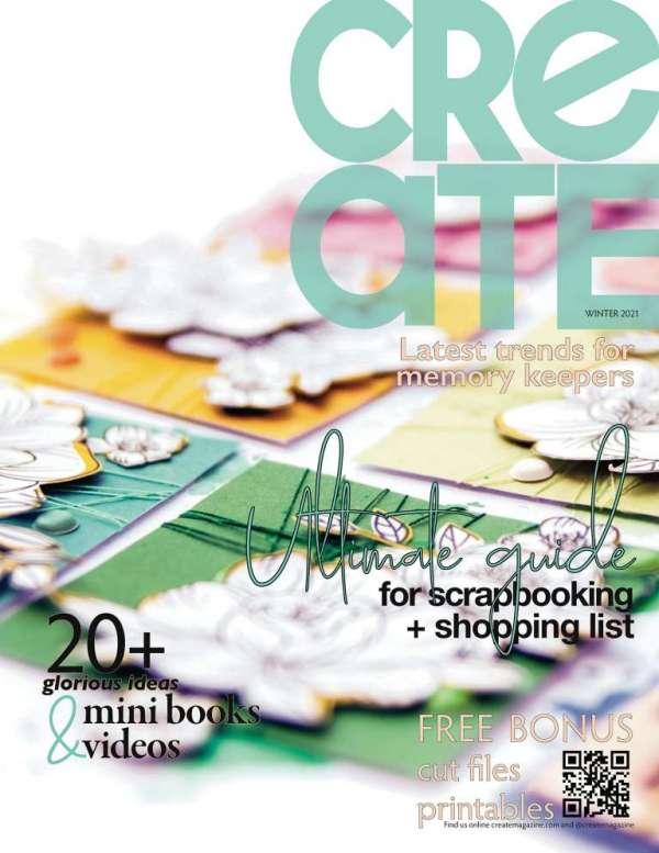 Scrapbook On-Line Mini Magazine