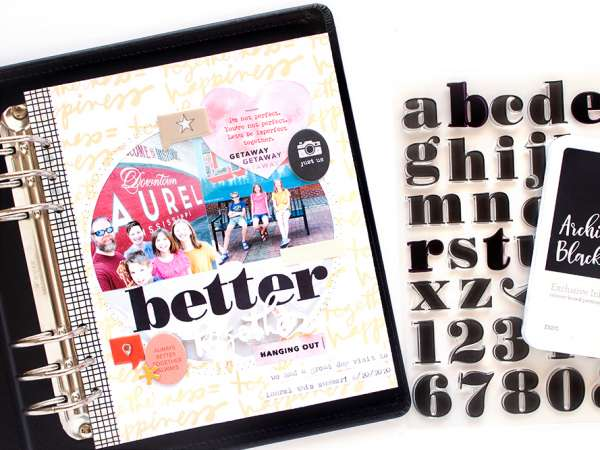 Better Together Layout