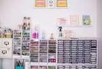 Tips for Craft Room Organization