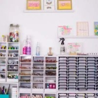 Tips for Craft Room Organization