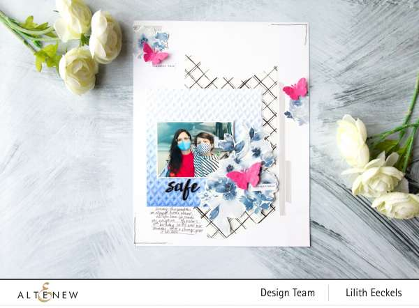 Embossing Folder Layout