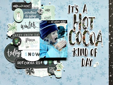 Hot Cocoa Layout