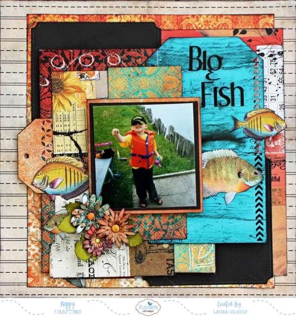 Big Fish Layout