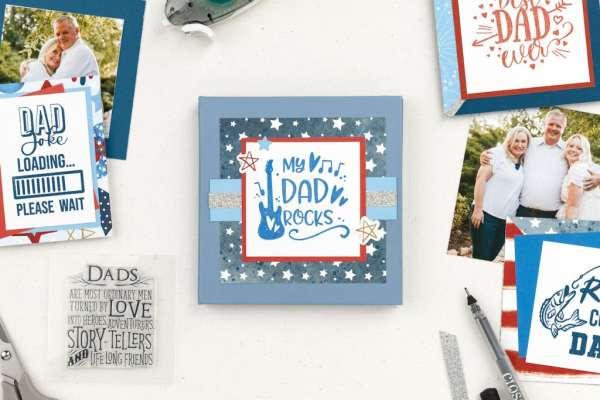 Father's Day Mini Album