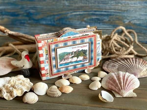 Nautical File Folder Album