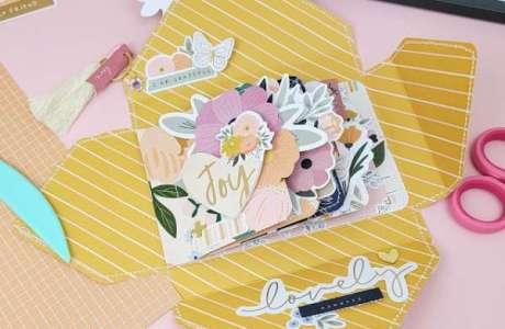 Fall Mini Envelope Album
