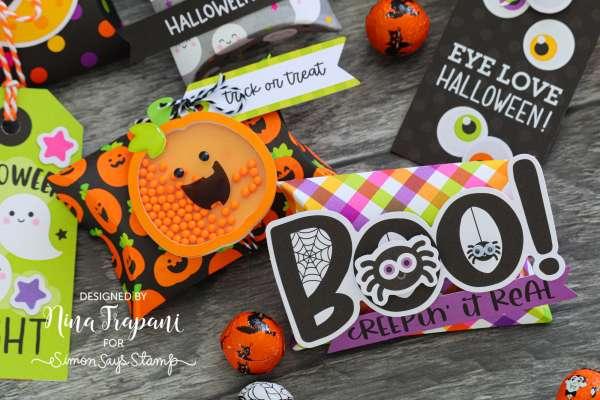 DIY Halloween Pillow Boxes