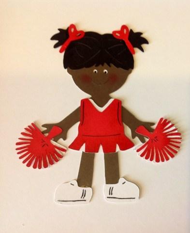 Cheerleader 7