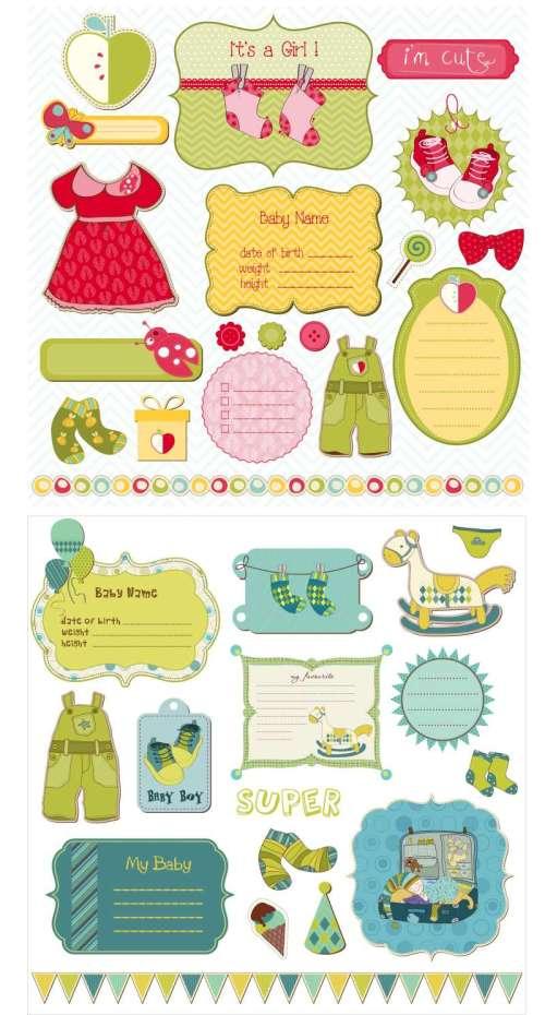 Baby-Scrapbook-2set-500x930