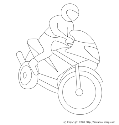 black holes working: suzuki 3 wheel motorcycle