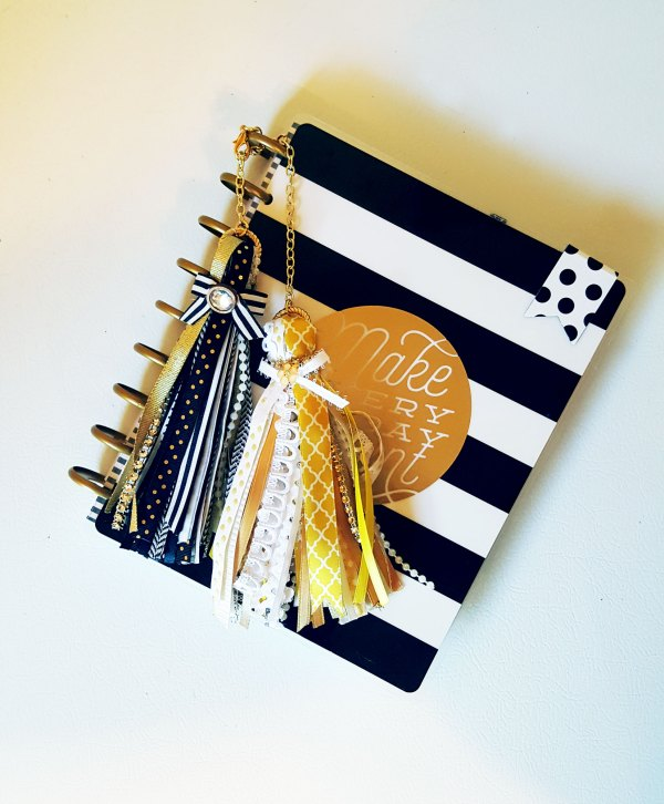Happy Planner and Decor