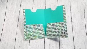 Folder Insert Template for B6 (5″x7″) Size Traveler's Notebook