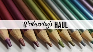 Wednesday's Haul 08.30.17 – A Collective Haul from Michael's, Dollar Tree, Hobby Lobby & more