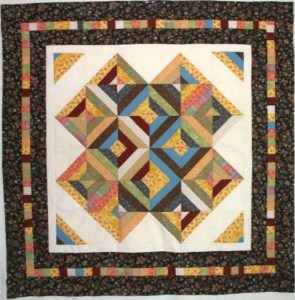 Tumbleweed Quilt Mystery