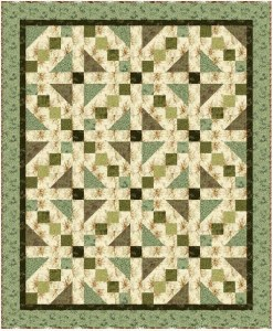 Jacobs Ladder Quilt