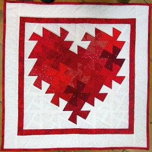 Hearts Delight Wall Hanging