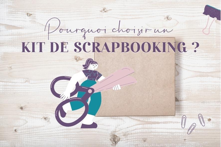 Kit de scrapbooking pour débutant | Quels avantages ?