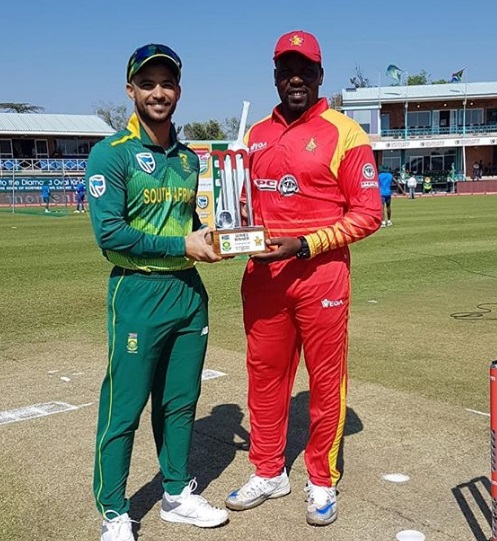 South Africa vs Zimbabwe 5: South Africa completed clinical whitewash over Zimbabwe at Paarl