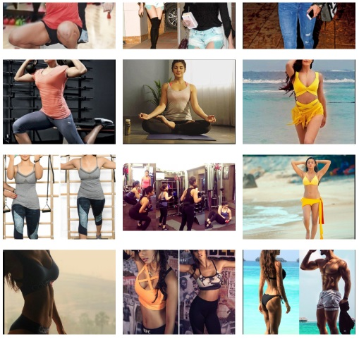 Amazing Fitness Goals by top 5 Bollywood Divas